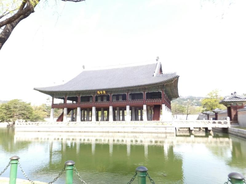 景福宮 慶会楼4月公開と夜間拝観予定