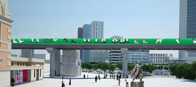 ソウル駅高架歩道、今までの足跡