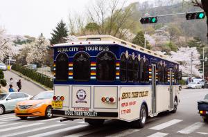 ソウルシティーツアーバス、江南北の乗り換え運行を開始