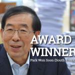 パク・ウォンスン市長、スウェーデンの「ヨーテボリ持続可能発展賞」の受賞者として選定