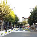 歩きやすいソウル、町内道路の歩道を広げる