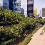 ソウル都心内を貫通する5つの徒歩観光道が開かれる