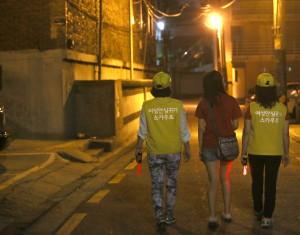 ソウル市、安心帰宅スカウトアプリを発売開始