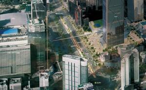 ヨンドン(永東)大路に野球場の30倍規模の「地下都市」誕生