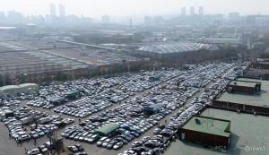 チャンアンピョン(長安坪)2021年「車アフターマーケット」の拠点に変身