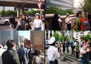 隠れたソウルストーリーがある「ソウル駅徒歩ツアー」
