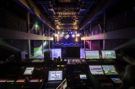 音楽と公演の中心地、文化と芸術の空間