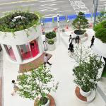 「ソウル駅7017インフォガーデン」オープン