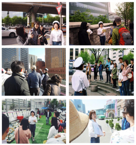 涼しい秋に皆で出かける 6コースに拡大した「ソウル駅ウォーキングツアー」
