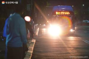 ソウル市、オルペミ(フクロウ)バスの運行地域を拡大