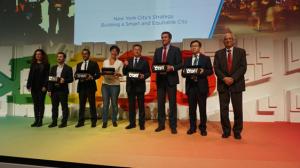 ソウル市「ワールドスマートシティアワード」都市部門の本賞受賞