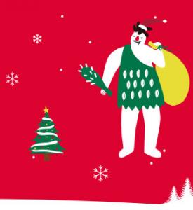 2016ソウルクリスマスマーケット開催