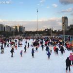 2016年、ヨイド(汝矣島)公園アイスパークオープン