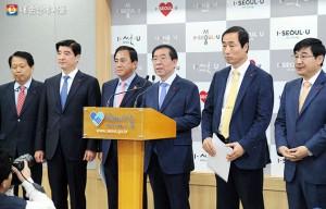 ソウル市「民生・安全10大対策」総力推進