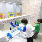 汚くて不便な学校のトイレを2020年までに改善