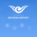 Incheon Airport app。