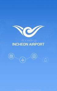 Incheon Airport app。