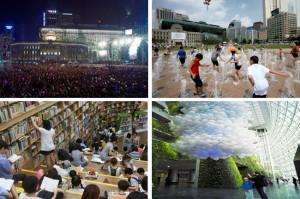 Tong Tong(Plump) Tour Course of Seoul City Hal