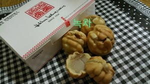 "delicious !!! "" HAKWHA Walnut Cookies """