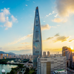 Lotte World Tower Grand Opening