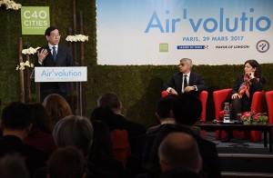 ソウル市、世界初の「国際自動車環境等級制」を共同推進