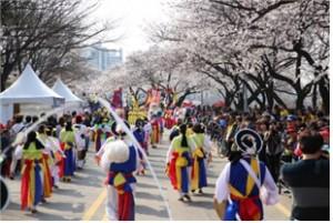 楽しいお祭りが盛りだくさんなソウルの春