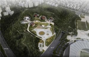 環境にやさしい複合文化空間、文化備蓄基地が6月にオープン