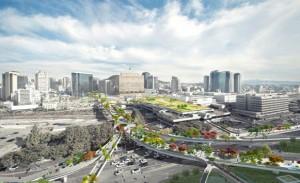 ソウルの新しい心臓部「ソウル路7017」、市民の胸も高鳴る ソウル都心の新たな活力「ソウル路7017」