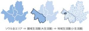 ソウル市、地域の均衡成長導く「生活圏計画」を発表