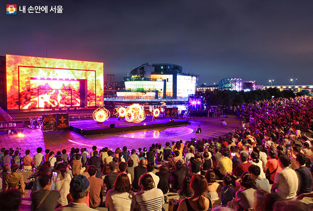 Opening of the Hangang Summer Festivals on July 21