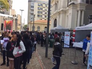 ブラジルのサンパウロでソウルを伝えるイベント開催