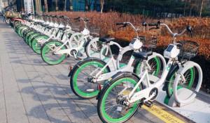 ソウル市共有政策認知度・満足度1位、公共自転車「タルンイ」