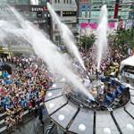シンチョン(新村)水鉄砲祭り
