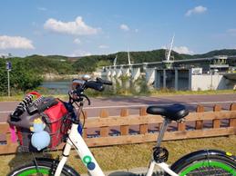 ソウルから釜山まで、「タルンイ」で韓国縦断成功