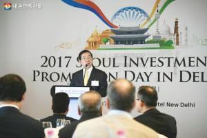 ソウル市、インドで初の投資誘致説明会を開催