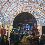 ミョンドン(明洞)光の祭り