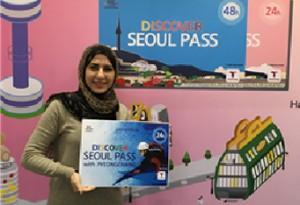 ソウル観光フリーパス「ディスカバーソウルパス」の累積販売数が20,000枚を突破
