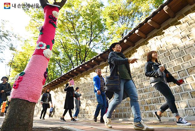 ソルラルを迎えて開催されるチョンドン(貞洞)歴史探訪「大韓帝国の道で遊ぼう」