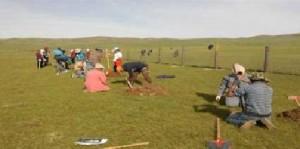 ソウル市、黄砂・PM2.5を予防するためにモンゴルで植樹活動を実施