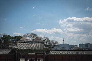 チャンドックン(昌徳宮)