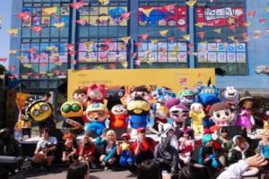 家庭の月・5月を迎え、「2018キャラクターフェスティバル」を開催