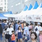 ソウル型中小企業マーケット・販売企画展「I・マーケットソウル・U」をオリンピック公園で開催