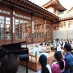 ソウル歴史博物館、100年の歴史を持つペク・インジェ(白麟済)家屋で「第8回プクチョン(北村)音楽会」開催