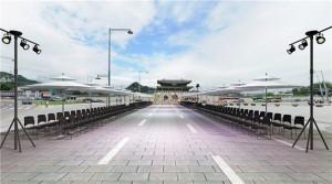 パンポ(盤浦)ハンガン(漢江)公園とセジョンデロで「ソウル365ファッションショー」を開催