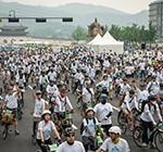 ソウル自転車大行進