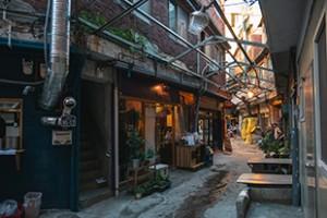 ヘバンチョン(解放村)シンフン(新興)市場