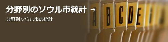 分野別のソウル市統計 → 分野別ソウル市の統計
