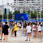 今週の週末はハンガン(漢江)で水合戦しながら暑さをふっ飛ばそう!