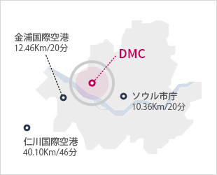 デジタル創造都市の拠点・DMC