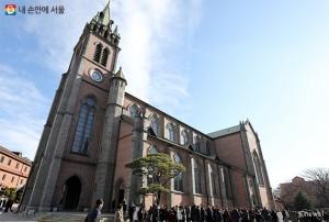 ソウル市、アジア初「ソウルのカトリック教会巡礼路」で世界的な徒歩観光スポットへ